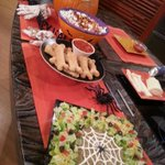 Heres @thecookingmom s Halloween spread! @fox6wakeup http://t.co/KK5zyWr2XT