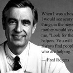 RT @PeelSchools: Our thoughts are with Ottawa today. Important to always look for the helpers. http://t.co/JiH33zfgwQ