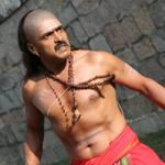 Another still from superstar @realupendra next Kannada movie #Basavanna http://t.co/m8YiMGPY0L