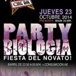 Mañana... ???????????? #uex #badajoz #themovie #party #biologia http://t.co/HPhwAIZBD9