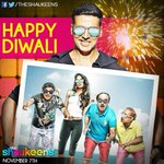 RT @TheShaukeens: Here's wishing all you #Shaukeens a very Happy Diwali! How are you planning to celebrate this festival?