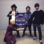 WILLPOLIS 2014 劇場版ポスター完成🙌 劇場でお待ちしています🎊 http://t.co/F5RmyB5fs4