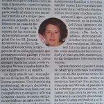 RT @salvemostelema: Artículo completo que salía esta noche sobre Teresa Romero en la primera edición de Vocento antes de parar rotativas http://t.co/44pEPJmSoV