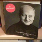 Enjoy.:) @ssr99: Picking up your #1 Best Seller .. The Best thing about you is YOU ! Am sure it'll be Terrific :) http://t.co/DlU550a1t5