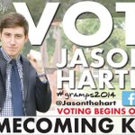 RT @APSUATO: Dont forget to vote for Homecoming Court!! #Gramps2014 http://t.co/SRWPeNru0T