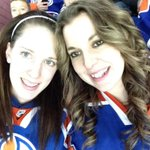 RT @AlumOctaneKim: Game day folks, lets do this #Oilers @MelissaA89 #yeg http://t.co/MzJjdeBihT