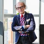 RT @fashionsnap: 【スナップ】メンズファッション雑誌「GQ JAPAN」編集長の鈴木正文さん。 http://t.co/1ISCqS7MkB http://t.co/SYohR44jOi