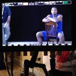 RT @KentuckyMBB: The guys are at an #SECTipoff2015 video shoot to start the day. http://t.co/xEMDRjNNUR