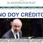 RT @elpadrecorajede: Como que los bancos españoles No dan dinero a Rato el Banco Sabadell le ha dejado 3 millones€. http://t.co/hm5WqrZSWc