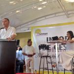 RT @alcaldiavpar: Hemos jalonado 450 Mil Millones del Gbno Nal, muchas gracias al Presidente @JuanManSantos Alc @FredysSocarrasR http://t.co/LBII7nF2gw