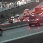 A crash is in the HOV of SB 5 south of SR 18. Dreadfully slow there. http://t.co/LonH592tSP