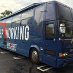 So excited to be starting another bus tour! See you out on the road! #letskeepworking #flgov #sayfie http://t.co/hJPFUGP5GD