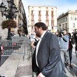 RT @ARApolitica: Ja ha començat la reunió entre Mas i Junqueras per intentar recompondre la unitat per al 9-N http://t.co/JnOE9vZcBB http://t.co/BLjfJ2W0bY