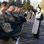 RT @christineparis9: Сегодня. Львовские десантники отправились в зону АТО. #ВозвращайтесьЖивыми http://t.co/apdZ5gYQJu