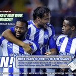 TWEET TO WIN! 3 Pairs of tickets for the Norwich game on Saturday up for grabs! RT AND FOLLOW TO ENTER #swfc http://t.co/TSP7SMukJm