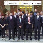 ¡DEMOLEDOR! El 75% del Gobierno de Aznar está imputado, cobró sobresueldos o duerme en prisión http://t.co/ehk0TS0cQF http://t.co/8Pz6iv9p3i