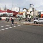"""#LaFotoDelMomento """"@AlbertoRuedaA: Calle 36 cra 27. Desciende marcha por la 36. @vanguardiacom @CaracolRadio http://t.co/QDVihtVN8R"""""""