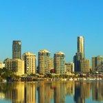 #612bluesky East Brisbane 5.38am @SpencerHowson http://t.co/V7VHJRDzN0