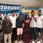 Inaugurada en Guanarteme la peña Asdrúbal. http://t.co/m0BXGYQ7Ig