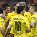 RT @ActuFoot_: Dortmund en LDC: 3 matchs - 3 victoires 8 buts marqués 0 encaissés Dortmund en Bundesliga: 8 matchs: 2 V 1 N 5 D http://t.co/Uermw61Ig9