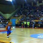 RT @RanitaAvenida: El búho dando espectáculo en el partido de @CBAvenida http://t.co/Leo2DCfMap