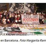 RT @lajornadaonline: Protestas por #AyotzinapaSomosTodos en Barcelona y varias otras ciudades en el extranjero http://t.co/zV97P8xaOy http://t.co/8Mv4Mz9WKH