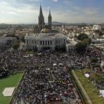 Así lució la marcha #AyotzinapaSomosTodos en Jalisco -FOTOS http://t.co/0ELtShH5oT http://t.co/T5Mu8vA3ML