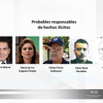 Alcalde de #Iguala y esposa, responsables de desaparición de normalistas: PGR http://t.co/Od59qorBKm http://t.co/gjmGhKAiMk