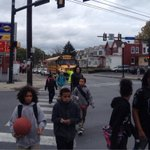 Providing a safe environment for children to travel to and from Rowland today during #SafeWalkHome #Harrisburg http://t.co/TqX22AHJDm