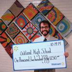 Oakland Teacher Receives $1,250 From Walmart: Oakland High School teacher, Tim Nance, was… http://t.co/iYErwamf8n http://t.co/yRmStzFsrU