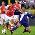 RT @rscanderlecht: UEFA Champions League   RSC Anderlecht 1-0 Arsenal FC   GOAAAAAAL ! 71' Andy Najar #RSCA #ANDars #UCL http://t.co/xCKuD93ZjO