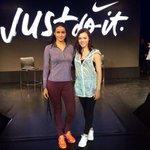 And with 18 year old Adelina Sotnikova the first Russian Olympic Gold medalist in women's figure skating #NikeWomen