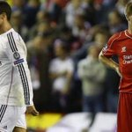 Um pequeno Manchester United x Liverpool em Real Madrid x Liverpool https://t.co/T4ATbN0dcU