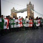 RT @YoSoy132Londres: Aqui fotos de la protesta en Londres por #AyotzinapaSomosTodos #EPNBringThemBack ¡JUSTICIA EXPEDITA! @JohnMAckerman http://t.co/dzCyVDoCQN