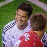 """You slipped, didnt you Steven"" #MUFC #LFC http://t.co/o5wSqz9Ah7"