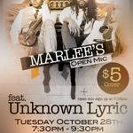 #NEXTuesday #OpenMic hosted by @mistafunn feat.@Unknown_Lyric @MarleesCoffee 349 Decatur St  #DOWNTOWN #ATLANTA http://t.co/WaU1qk2ce7