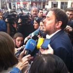 Acaba la reunió entre Mas i Junqueras amb lacord perquè el 9-N sigui un èxit de participació http://t.co/bbJ1ZC69Wi http://t.co/CEiieLWx4C