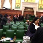 RT @CTVVancouver: Photo from inside caucus room after shooting appears to show door barricaded with chairs @ctvottawa http://t.co/5l4miF1RxW