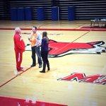 RT @DBatPoJo: .@JournalSean interviews @MaristAthletics womens basketball head coach Brian Giorgis on media day at McCann Arena. http://t.co/xOCOe6p2l9