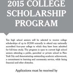 5 days left for NYC students to apply for @nytimes College Scholarship! Visit http://t.co/Ks95tHNLGX http://t.co/sWDXrXb5Z2