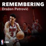 On what would have been his 50th Birthday... we remember the late, great DRAZEN PETROVIC! http://t.co/oXKAisK8l4