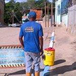 Reparación de tuberias de Aguas en el Sector Achipano Calle las Flores @alfreditodiaz http://t.co/AKXki9Wt78