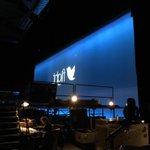 Backstage #twitterflight http://t.co/j16wUr4Vro