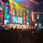 RT @GMRogersArena: Its #wedayvancouver @RogersArena 16,000 young leaders coming together to change the world! @craigkielburger http://t.co/XcCEqzEHPa