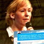 RT @kittikatti: Lastenkirj. @lindaliukas keräsi Kickstarterissa kirjaprojektillaan 20% Suomen kirjaviennistä. #tulevaisuudensuomi http://t.co/E4nKqYt1Hy