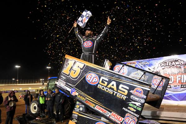 15 days until @WorldofOutlaws @World_Finals! Retweet to show your excitement. #alldirtroads http://t.co/O3QkninT7x