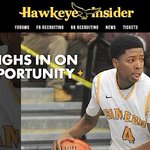 RT @HawkeyeInsider: Chicago Wing Isaiah Moss Weighs In on #Hawkeyes Offer, #Iowa Official Visit on Oct. 31: http://t.co/JpYen1O7F4 http://t.co/x3JKeFfbN6