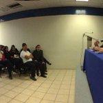 """#AlMomento nuestra Escuela de Enfermería recibe a Eduardo Humberto del Río García """"Rius"""" #Oaxaca #TwitterOax http://t.co/qL6on88LMf"""