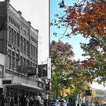 Then & Now goes back to 1959 Main Street, Lafayette. Its a 2-for-1 @jconline #JCArchives http://t.co/fDpvVnqs6Y http://t.co/G7HK9lb38g