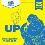 Regresa #CineParaTodos a #Montería con la película UP. Sáb 25 de Oct. Hora 9:30 am. Discapacidad no es incapacidad. http://t.co/MsTaG1GMat